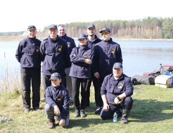 Inauguracja spławikowego Gpx Okręgu Mazowieckiego 2019 – Zalew Wykrot