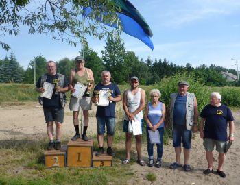 Nocne zawody gruntowe 2019 – Rzeka Bug, Kania Polska