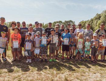 Młodzieżowa Szkoła Wędkarska, Zielonka 25.08.2019.-relacja,galeria