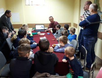 Szkółka wędkarska 10.03.2020.- relacja